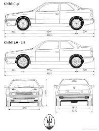 maserati vector the blueprints com blueprints u003e cars u003e maserati u003e maserati ghibli