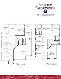 westport robins ridge american classic homes
