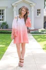 beautiful ombre dresses for girls in summer season fashion u0026 trend