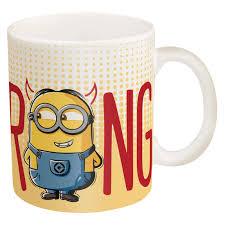 minions coffee mugs for sale despicable me zak zak designs