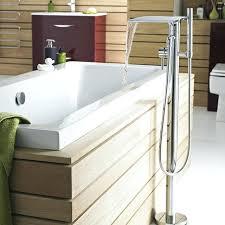 free standing bathtub faucet freestanding bath with shower freestanding bathtub shower free