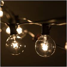 Glass Float String Lights by Outdoor Party String Lights Home Design Ideas And Pictures