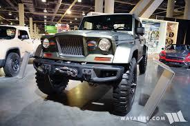 jeep chief concept jeep crew chief 715