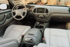 2001 toyota sequoia 2001 toyota sequoia review ratings specs prices and photos