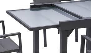 table de cuisine en verre pas cher table de jardin en verre pas cher maison design bahbe com