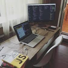 Programmer Desk Setup Setup Tour Setuptour Instagram Photos And Videos