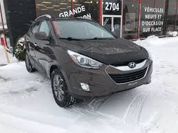 siege hyundai hyundai magog used 2014 hyundai tucson for sale in magog