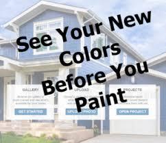 whole house exterior paint visualizer
