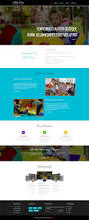 kids care a society and people category bootstrap responsive web