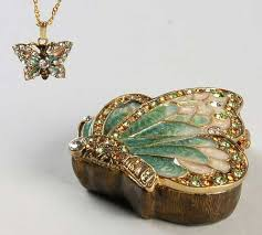 kingspoint designs jeweled trinket boxes at replacements ltd