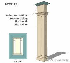 Interior Columns Design Ideas Free Interior Column Plans