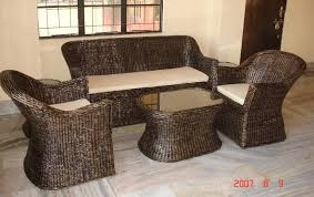 Sofa Bamboo Furniture Using Bamboo In Home Decoration