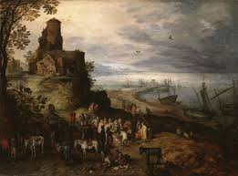 3584 Best Color And Paint by File Jan Brueghel I Apostoles Peter And Andrew Hermitage Jpg