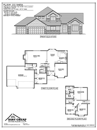 two story floor plans best 25 3 room house plan ideas on