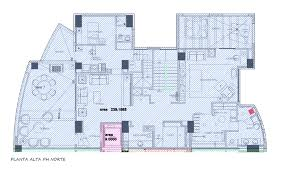 Second Story Floor Plans by Gallery Penthouse Guadalajara