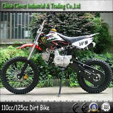 wheels motocross bikes big wheel motorcycle pit bike 110cc dirt bike with 14 inch 17 inch