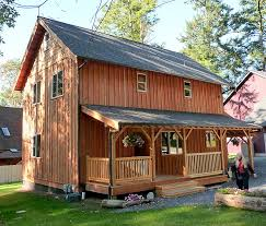 small cabin plans with porch universal 20 wide 2 story cottage plans