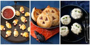 21 easy halloween appetizers recipes for halloween finger foods