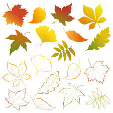 thanksgiving leaves clipart 7 634 falling leaf stock illustrations cliparts and royalty free