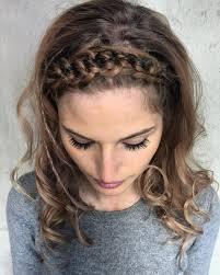 braids in front hair in back top 60 cute braids hairstyles for long hair in 2017