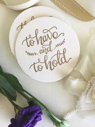 wedding coaster favors to and to hold wedding coasters wedding coaster favors