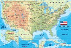map of america with cities us maps with major cities map usa with cities major