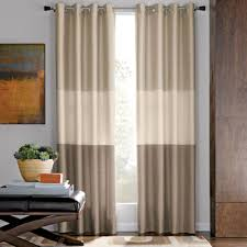 Jcpenney Grommet Drapes Studio Trio Grommet Top Curtain Panel Living Rooms Room And Window