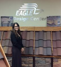 Red Eagle Roofing by Sara Sandberg Phoenix Design Center Coordinator Our Eagle