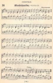 hark the herald angels sing version 1