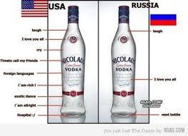 Vodka Meme - russia vs usa about vodka internet memes juxtapost