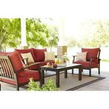 Roth Allen Patio Furniture by Shop Allen Roth Blaney Collection At Lowes Com Sunbrella Fabric