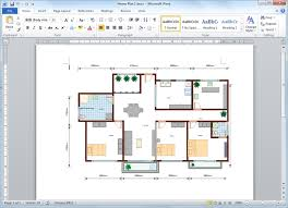 make a floor plan create floor plan for word