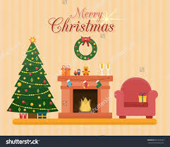 christmas interior stock photos images pictures shutterstock