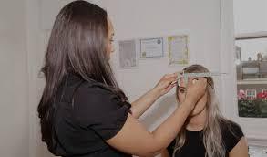 sian dellar permanent makeup microblading harley st london