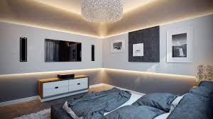 German Modern Furniture by Stylish Apartment In Germany Visualized