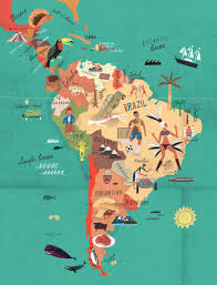 Where Is Puerto Rico On The Map Maps U2013 Martin Haake Illustrations