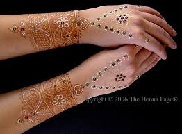 the henna page gilding glitter and gems the most popular