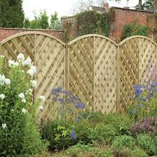 Arch Trellis Fence Panels Fencing Feather Edge Fence Panels Timber Posts U0026 Trellis