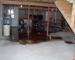 Fix Basement Leaks by Custom Outdoor Designs Waterproofing Services Columbia Mo