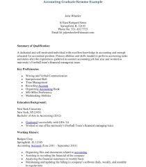 sle resume for accounts payable supervisor job interview resume sle for fresh graduate business administration impressive