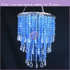 blue crystal chandelier light chandeliers how to decorate your blue crystal chandelier drops