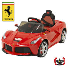 toy ferrari 12v kids laferrari ride on car red u2013 best choice products