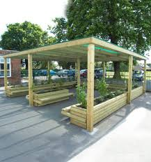 Metal Pergola Frame by Metal Frame Pergola With Polycarbonate Roof Maple Leaf Designs