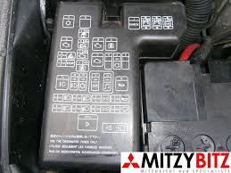mitsubishi l200 fuse box layout efcaviation com
