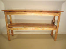 handmade console table tables ebay