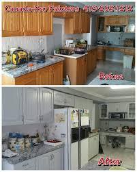 refinishing oak kitchen cabinets exitallergy com