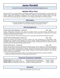 Resume Template On Word 2010 Functional Resume Template Free Entry Level Administrative