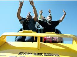 Six Flags Magic Mountain by Super Bowl Mvp At Six Flags Magic Mountain Photos And Images