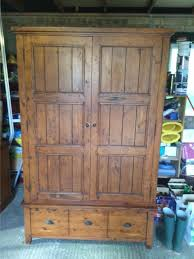 Bedroom Furniture Glasswells Double Wardrobe Armoire Made By Irish Coast Bedroom Furniture In