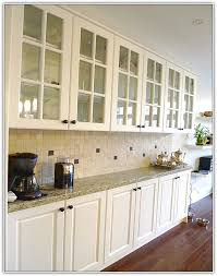 shallow cabinets instead of buffet adds storage space counter